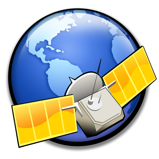 NetNewsWire 2 icon with blue globe and satellite